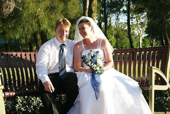 Paul and Rebecca