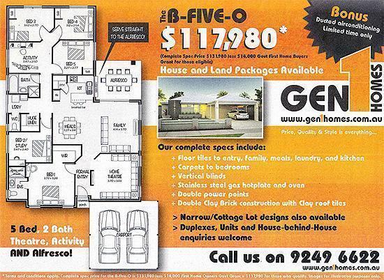 Gen1 Homes 3D Visual by Constructive Media