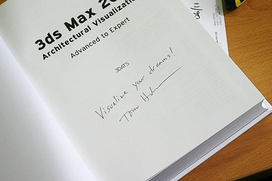 Signature Tom Hudson