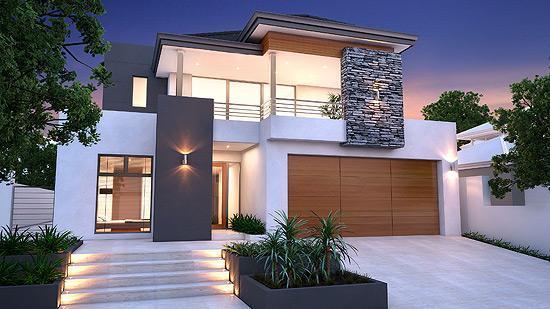 digital multimedia home bild