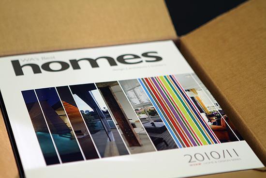 WA's Best Homes 2010/11
